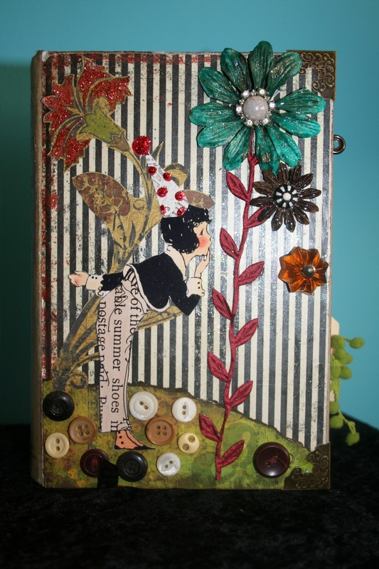 Danielas Altered Book Class May 30