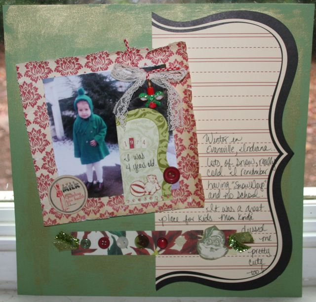 Layout #1 From Kit