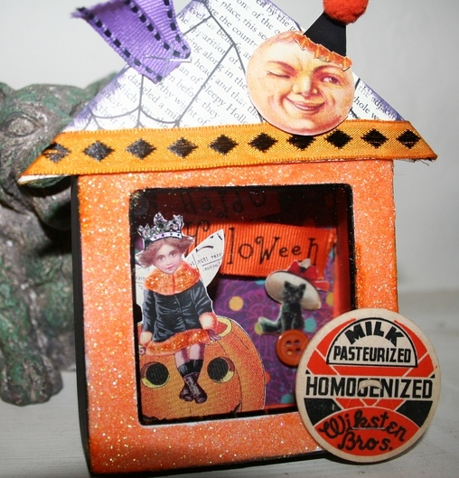 October Kit - Shadow Box